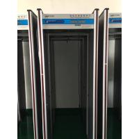 High Sensitivity Multi Zone Door Frame Metal Detector Walk Through For Security