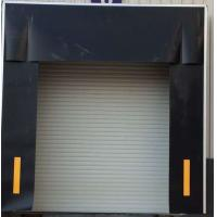 Quality Anti Wind Retractable Dock Shelter ,  Loading Bay Equipment Wear Resisting for sale