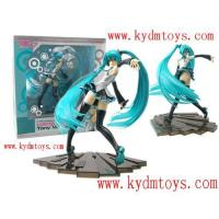 Quality MOQ(USD300) 22cm hatsune miku plastic doll (pc) ky3656 for sale