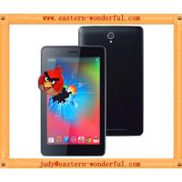 Quality MTK8377 build in Dual sim card and GPS 3G tablet phone android4.1 mini pc for sale