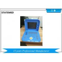 Quality 350 * 350 * 70 MM  Portable Black / White Ultrasound Scanner With 2 Probe Connectors for sale