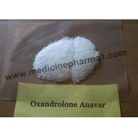 Quality 99% Purity Oral Steroid Powder Anavar / Oxandrolone for Bulking CAS 53-39-4 for sale