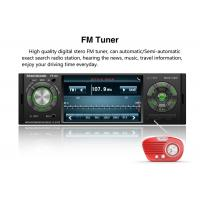 Buy cheap Front AUX 4 Inch Touch Screen Car Stereo Multimedia Touch Screen For Cars from wholesalers