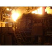 Quality Customize design low consumption electric arc furnace design eaf steel making for sale