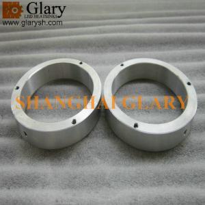 """84mm round aluminum extrusion tube, 3.31"""" aluminum round rings"""