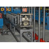 China Automatic PLC Control Customized Shutter Door Roll Forming Machine For Galvanized Steel Sheet on sale
