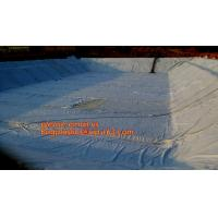 Quality fish pond liner waterproofing geomembrane fish farming tanks for sale,ASTM Standard HDPE LDPE LLDPE EPDM Pond Liner Geom for sale
