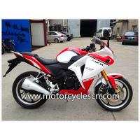 Buy Honda CBR 250 Road Racing Water-Cooled Red White Drag Racing Motorcycles With 4 Stroke at wholesale prices
