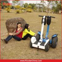 Quality Rooder Ninebot high speed electric scooter off road ,best adult electric segway for sale