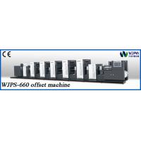 Quality New Type Automatic High Speed Offest Printing Machine (WJPS-PS660) for sale