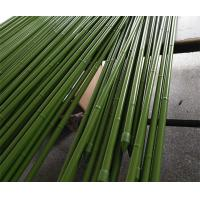 Quality Plastic Coated Steel Stake And Plastic Coated Steel Bamboo Style for sale