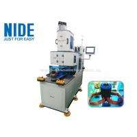 Buy cheap Automatic Alternator Stator Winding Machine Vertical motor stator coil winder from wholesalers