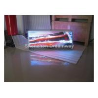 China 3G / WIFI GPS P5 Taxi Car LED Display Advertising Boards With AVI WMV MPG Video , 960 by 320 mm on sale