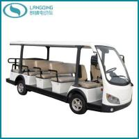 Quality New Design Electric Shuttle Bus 14 Seats(LQY145B) for sale