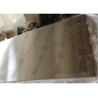 China N08800 Nickel Alloy Plate 1000-2000mm Width 600 MPa Annealed Tensile Strength on sale