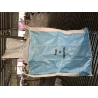 Quality Baffle TYPE D Anti Static PP Jumbo Bags Sift Proofing For Chemical Powders for sale