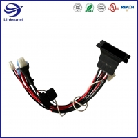 Quality Dynamic D - 5200 Add Mini - Fit Jr 5557 Connectors For Soldering Wire Harness for sale