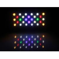 Quality Dimmable 165W LED Aquarium Lights With CE / RoHS , Waterproof Fish Tank Lights for sale