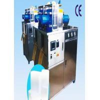 Quality Low Working Noise Dry Ice Cleaning Machine Dual Head For Lathe Cleaning Machine for sale