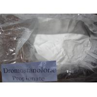 Quality Effective Fat Cutter Steroids , Masteron Propionate 521-12-0 For Muscle Lean for sale