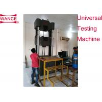 Quality Heavy Duty Servo Hydraulic Universal Testing Machine 2000kN BS4449 Standard for sale