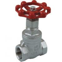 """Quality stainless steel gate valves  , 1/2""""-2"""" for sale"""
