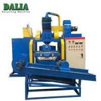 Quality Capacity 150 - 1000kg Per Hour Copper Cable Recycling Machine High Recovery Rate for sale