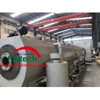 Quality 50 - 200MM UPVC PIPE EXTRUSION MACHINE / PVC PIPE BELLING MACHINE / PVC PIPE MAKING MACHINE / PVC PIPE PRODUCTION LINE for sale
