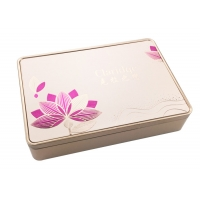 Buy cheap Rectangle Mooncake Tin Box from wholesalers