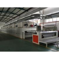Quality Drying Stentering Non Woven Fabric Machine Perfect Materials For Automotive Interior for sale