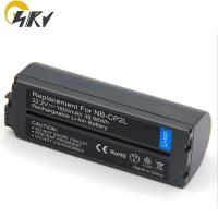 China CP-2L NB-CP2L CP2L Li-ion Printer Battery For Canon Selphy Series CP-800  CP-910   CP-1200 on sale