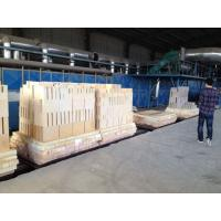 Quality SK - 38 Yellow Color Kiln Fire Bricks Contain 70% Al2O3 , Customzied Size for sale