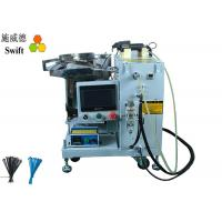 Quality 50/60Hz Automatic Cable Tie Machine SWT36100H For Wire Cable Tying Loose Zip Ties for sale