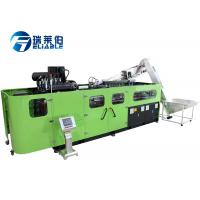 Quality Plastic Rotary Blowing Machine 100 - 2000 Ml Bottle Volume Servo Motor System for sale