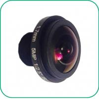 Buy Board Lens 5MP Starlight Camera Lens IP CCTV Camera Focal Length 1.7mm at wholesale prices