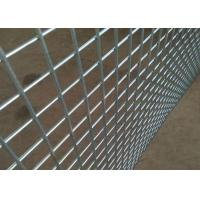 Quality Hot - Dip Galvanized Welded Wire Fence Suitable For Machine Protective Cover for sale