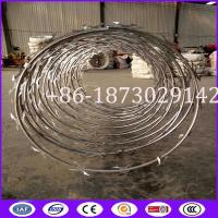 Quality High Security Helical Razor Wire Made in China for sale