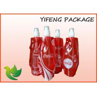 Quality Juice Drink Packaging Spout Pouch PE PA Stand Up Food Pouches With Hang Hole for sale