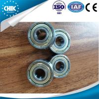 Quality High precision minature deep groove ball bearings small size ball bearing for sale