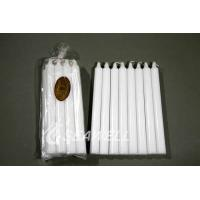 Quality Smokeless White Color Palm Wax Stick Candle for sale