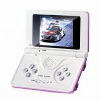 Quality 2.8-inch MP5 Game Player, Built-in Loudspeaker for sale