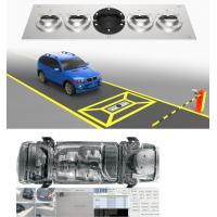 Quality Under Vehicle Surveillance System , Under Car Security Scanner DC 24V 3A for sale