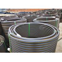 China hdpe gas pipe sizing chart specifications manufacturers hdpe natural gas pipe hdpe pipe for gas on sale