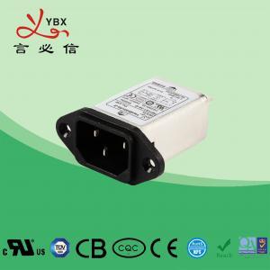 Quality Medical Equipment EMI Power Filter / 10A 120V/250V EMI EMC Line Filter for sale