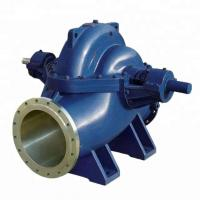 Quality Easy Installation Double Suction Centrifugal Pump , Energy Saving High Capacity Centrifugal Pumps for sale