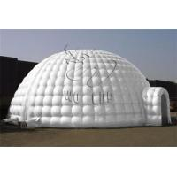 Quality big inflatable dome tent,inflatable outdoor dome tent,giant inflatable dome tent for sale