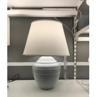 Quality Hot Sale White Ceramic Table Lamp for sale