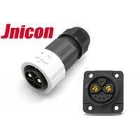 Quality 40A 6Sqmm Cable 2 Pin Waterproof Power Connector Plug And Socket For E- Scooter for sale