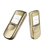 China 8800 Sirocco Luxury Gold Unlocked Mobile GSM on sale
