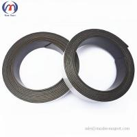 Quality Flexible Magnets Rubber magnets with PVC in rolls for sale